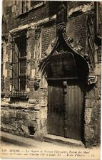 CPA  Tours - La Maison de Tristan l'Hermitte,Prévét des Maré chaux de ..(227284)
