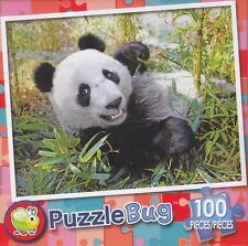 NEW Puzzlebug 100 Piece Puzzle - Cute Giant Panda - FREE SHIPPING