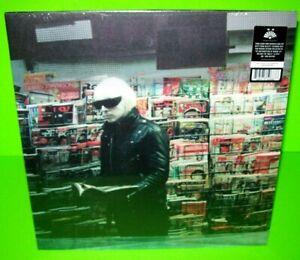 Drab Majesty Modern Mirror LP Record Album Post-Punk New Wave Black Smoke Swirl