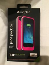 Mophie Juice Pack Air 100% Battery Case - iPhone 5/5s BNWT