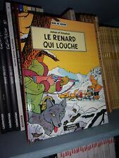 Le renard qui louche - Johan et Stephan - Par Bob de Moor - Ed Originale - BD