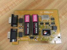 SIIG J49020012268 Circuit Board JJ-P02012