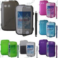 Accessory Case Portfolio Cover Book Samsung Galaxy There Neo GT-S5360 S5369i