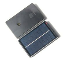 Portable Solar Battery Charger For AA / AAA NI-MH And Ni-CD Batteries New