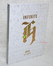 INFINITE H Mini Album Vol. 2 FLY AGAIN 2015 Taiwan Ltd CD+DVD (digipak)