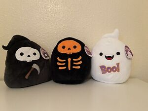 Squishmallow Halloween Trio