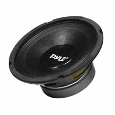 "Studio 500w 8"" Inch 20cm DJ Subwoofer Disco Cabinet PA Sub Bass Box Speaker"