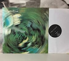 "SLOWDIVE - SLOWDIVE / AVALYN I & II  12"" EP UK 1990 CREATION CRE 093T 1st PRESS"