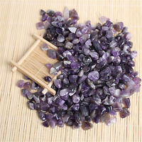 Wholesale 200g Bulk Tumbled Stones Amethyst Quartz Crystal Healing Specimens