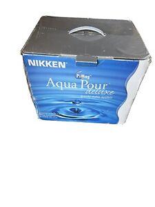 Nikken Aqua Pour Deluxe Gravity Water System - New