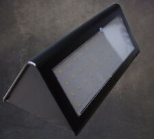800 Lumen Outdoor Solar Wall Light, Motion Sensor, Waterproof, Garden, Patio