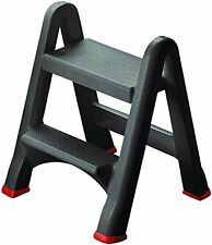 CURVER - LADDER MINI two step stool foldable, HOME, CAMPING, GARDEN EASY USE