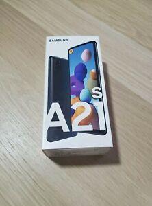 Samsung Galaxy a21s-schwarz-Versiegelt-UK Stock-Entsperrt (VAT rückforderbar)