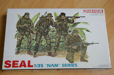 "MINIATURAS MILITARES DRAGON 3302 SEAL "" NAM "" SERIES 1:35"