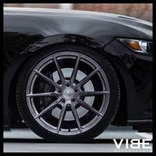 """20 """" Vertini RF1.1 Titanio Forgiato Concava Ruote Cerchioni per Benz W216 CL550"""