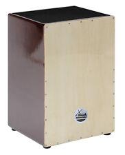 XDRUM CAJON PERUAN DRUM BOX NATURE BIRCH WOOD INSTRUMENT SNARE SOUND LATIN MUSIC