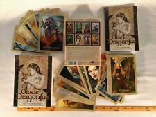 ORACLE OF THE DRAGON Lucy Cavendish Complete Set Card Book Metaphysical 2012 Fae