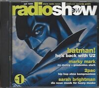 RADIO SHOW NR. 1 STORE RADIO NEWS EAST WEST RECORDS * LIMITED EDITION PROMO CD