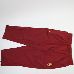 USC Trojans Nike Dri-Fit Athletic Pants Men's Red New without Tags