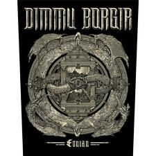 OFFICIAL LICENSED - DIMMU BORGIR - EONIAN BACK PATCH BLACK METAL