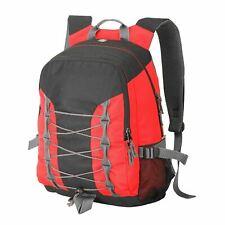 Shugon Miami Total Backpack Bag Rucksack Rubber Audio Port Bottle Mesh (SH7690)