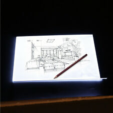 2020 A4 LED Light Box Tracing Drawing Board Advertisement Dispaly US Adapter