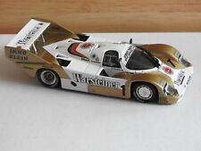 (C229) Minichamps 1:43 Porsche 958 Warsteiner