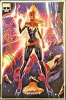 MARVEL Comics CAPTAIN MARVEL #1 Campbell Variant G NM AVENGERS THANOS ENDGAME