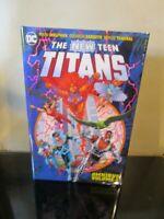 New Teen Titans Omnibus HC Vol 04 (Res) SEALED DC COMICS
