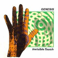 Genesis : Invisible Touch CD Value Guaranteed from eBay's biggest seller!