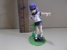 """#A88 Pangya/Super Swing Golf 3.75""""in Girl with Purple Pony Wearing Glasses"""