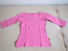 Langarmshirt LA-Shirt 3/4 Arm, Halbarm Gr. L in rosa von Colours of the world