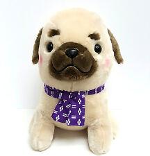 "AMUSE Dog Plush Series Mameshiba San Kyodai: Tabi no Tochu 16"" (Pugbee)"