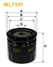WIX WL7101 Filtro de Aceite - Spin-On Recambio W71211 PH2839 AW13