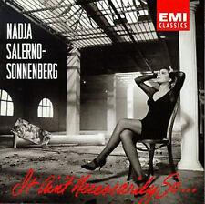 Nadja Salerno-Sonnenberg - It Ain't Necessarily So (CD, EMI) Gershwin, Kreisler