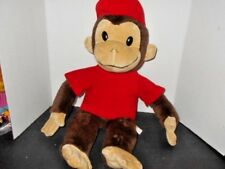 Curious George Monkey Plush 25 Inches Tall Rare and Hard to Find By Toy Network