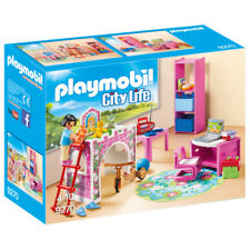 Playmobil City Life Children's Room 9270 NEW