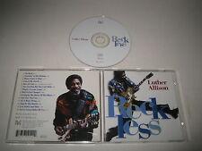 LUTHER ALLISON/RECKLESS(RUF/RUF 1012)CD ALBUM