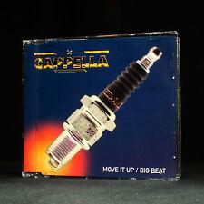 Cappella - Move It Up / Big Beat - music cd EP