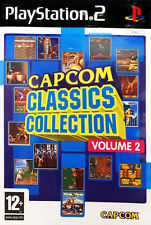 Capcom Classic Collection Volume 2 (Sony PlayStation 2, 2006) - US Version