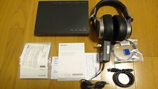 New SONY MDR-HW700DS 9.1ch Digital Surround Wireless Headphone F/S  from Japan