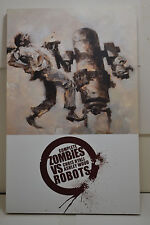 Complete Zombies Vs. Robots TPB by Chris Ryall & Ashley Wood