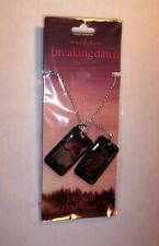 Twilight Breaking Dawn Part 1: Jacob Dog Tags