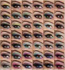 Pick Any Lot 4 pairs RED CHERRY False Eyelashes Human Hair Lash Fake Eye Lashes