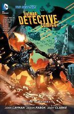The New 52 Batman Detective Comics The Wrath Vol. 4 John Layman 2014 Hardcover
