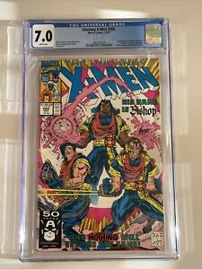 1991 - The Uncanny X-Men #282 - CGC 3841272009 - 7.0 First Appearance Bishop