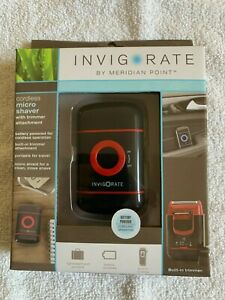 Invig Rate Rechargable Cordless Shaver