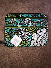 Vera Bradley Retired Tablet Sleeve Island Bloom FREE SHIPPING! B23
