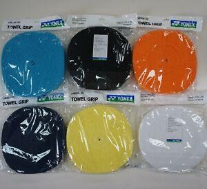 Yonex AC402EX-30 Towel Grip Roll Badminton Squash Rackets Over Grips, GENUINE
