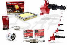 Tune Up Kit 2003 Ford F150 4.6L V8 Ignition Coil DG508 Spark Plug SP493 GF832